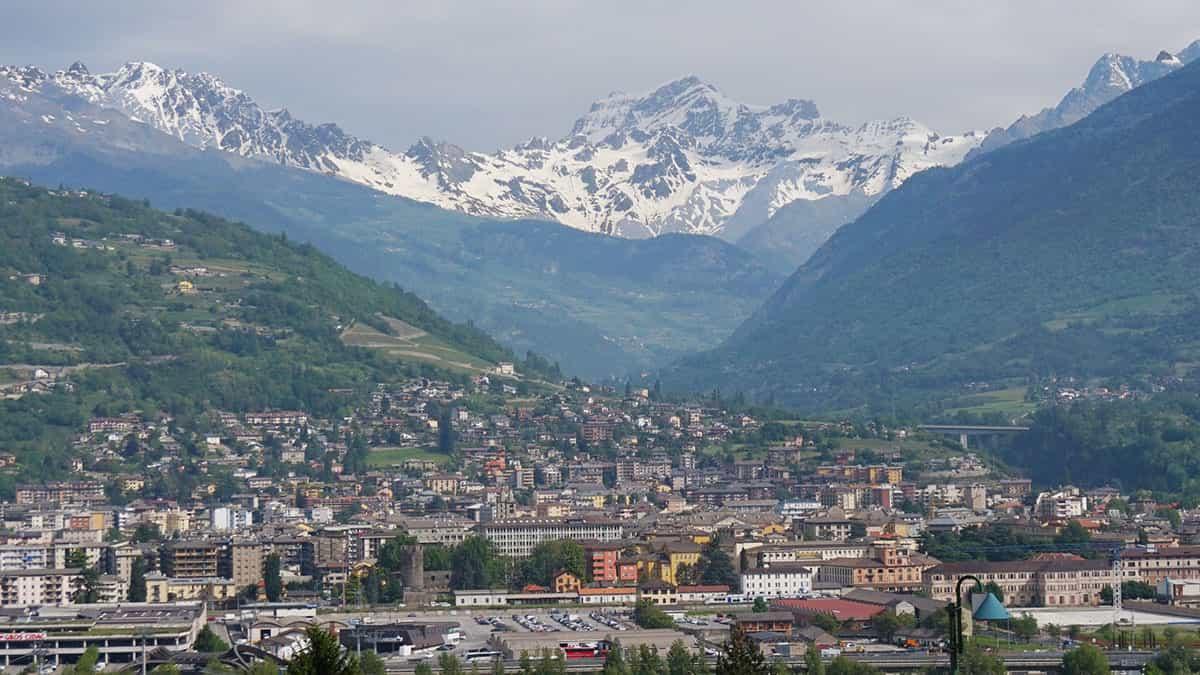 Foto di Aosta