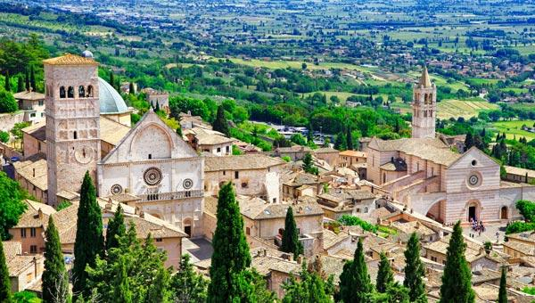 Foto di Assisi